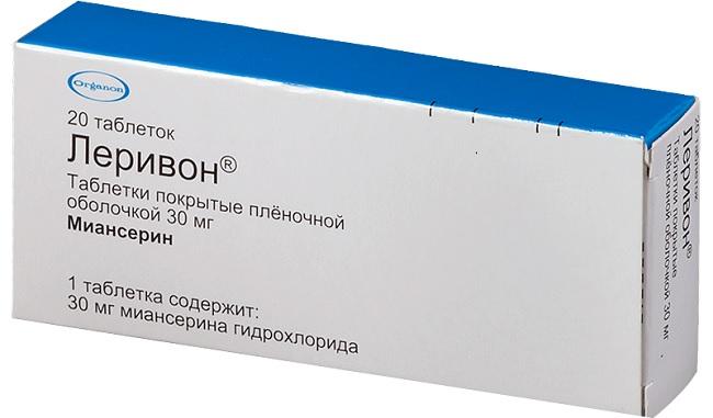 Леривон антидепрессант