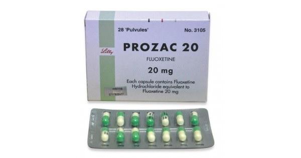 Антидепрессант Прозак